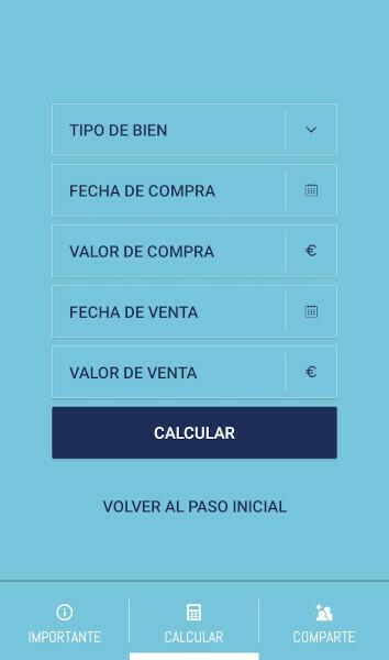 Plusvaldria app para calcular plusvalía