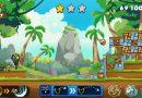 Derriba estructuras con los monos de Catapult Quest